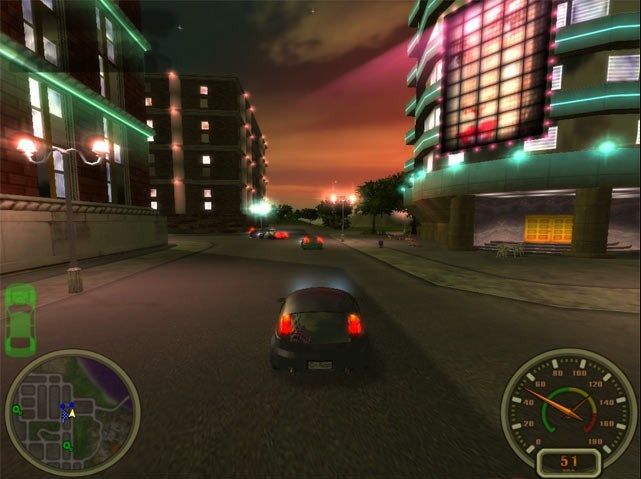 Download Free City Racing Game